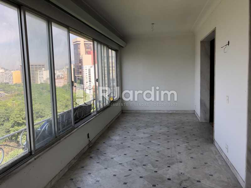 Salão - Apartamento à venda Praia de Botafogo,Botafogo, Zona Sul,Rio de Janeiro - R$ 2.200.000 - LAAP40808 - 6