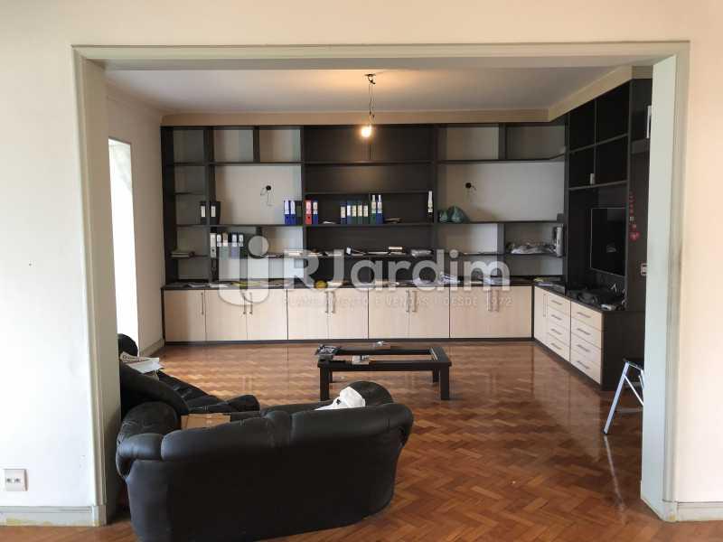 Salão - Apartamento à venda Praia de Botafogo,Botafogo, Zona Sul,Rio de Janeiro - R$ 2.200.000 - LAAP40808 - 8