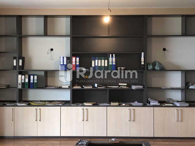 Salão - Apartamento à venda Praia de Botafogo,Botafogo, Zona Sul,Rio de Janeiro - R$ 2.200.000 - LAAP40808 - 10