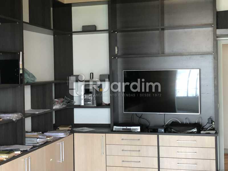 Armário sala - Apartamento à venda Praia de Botafogo,Botafogo, Zona Sul,Rio de Janeiro - R$ 2.200.000 - LAAP40808 - 14