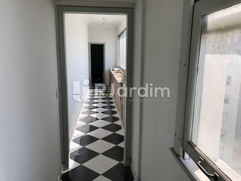 Circulação - Apartamento à venda Praia de Botafogo,Botafogo, Zona Sul,Rio de Janeiro - R$ 2.200.000 - LAAP40808 - 16