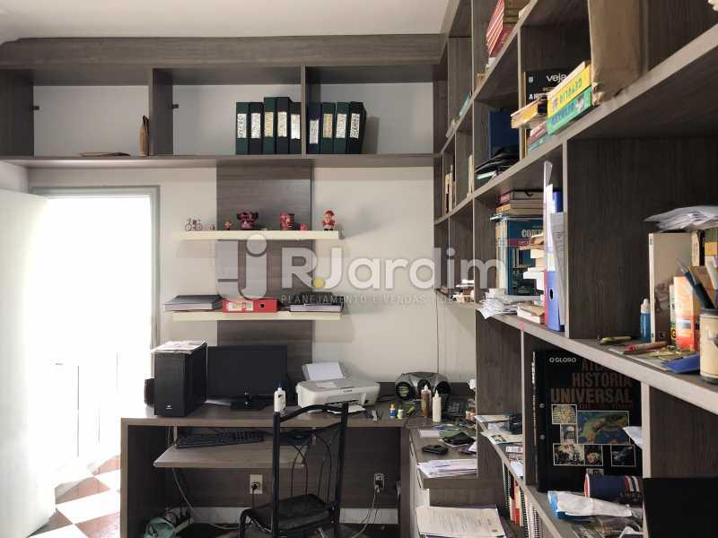 Quarto/escritório - Apartamento à venda Praia de Botafogo,Botafogo, Zona Sul,Rio de Janeiro - R$ 2.200.000 - LAAP40808 - 25