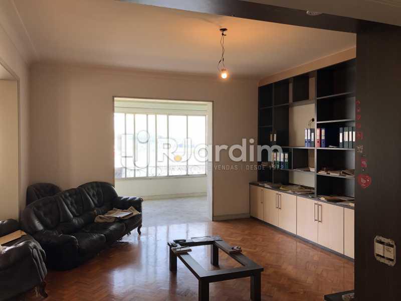 Salão - Apartamento à venda Praia de Botafogo,Botafogo, Zona Sul,Rio de Janeiro - R$ 2.200.000 - LAAP40808 - 11