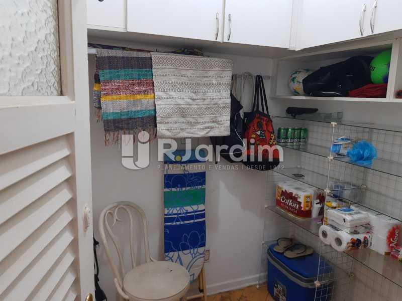 DEPENDÊNCIA DE EMPREGADA - Apartamento À Venda - Ipanema - Rio de Janeiro - RJ - LAAP21589 - 22