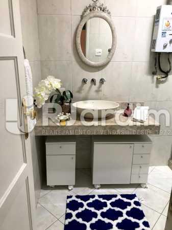BANHEIRO DE SOCIAL - Apartamento À Venda - Ipanema - Rio de Janeiro - RJ - LAAP21589 - 14