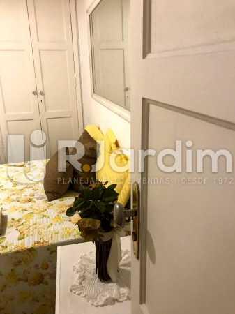 QUARTO - Apartamento À Venda - Ipanema - Rio de Janeiro - RJ - LAAP21589 - 9