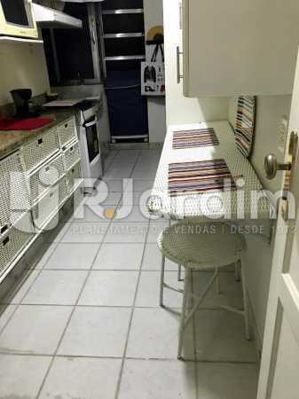 COZINHA - Apartamento À Venda - Ipanema - Rio de Janeiro - RJ - LAAP21589 - 19