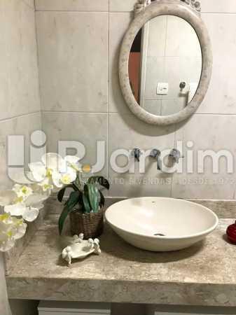BANHEIRO DE SOCIAL - Apartamento À Venda - Ipanema - Rio de Janeiro - RJ - LAAP21589 - 15