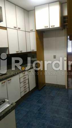 Cozinha - Apartamento Rua General Venâncio Flores,Leblon, Zona Sul,Rio de Janeiro, RJ Para Alugar, 2 Quartos, 110m² - LAAP21596 - 8