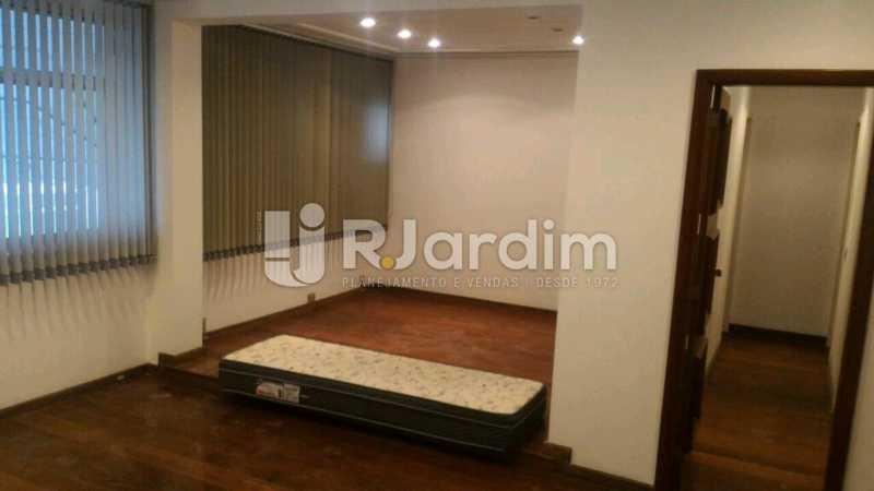 sala - Apartamento Rua General Venâncio Flores,Leblon, Zona Sul,Rio de Janeiro, RJ Para Alugar, 2 Quartos, 110m² - LAAP21596 - 4