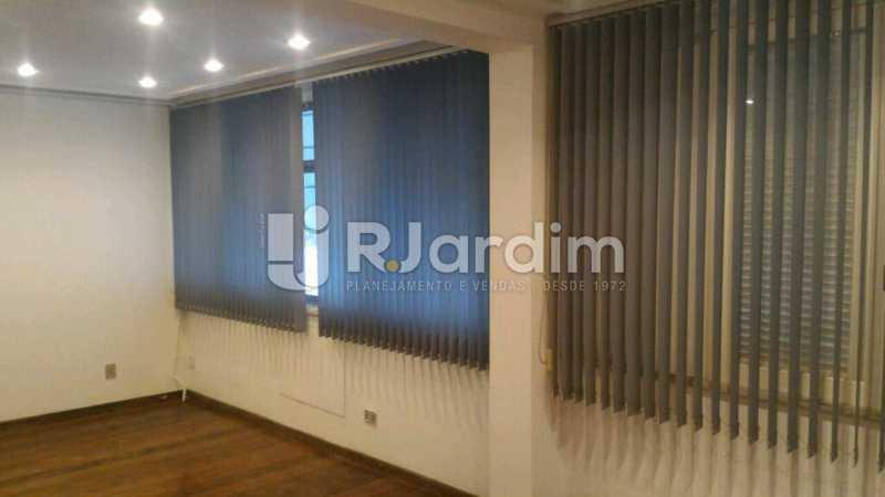 Sala - Apartamento Rua General Venâncio Flores,Leblon, Zona Sul,Rio de Janeiro, RJ Para Alugar, 2 Quartos, 110m² - LAAP21596 - 3