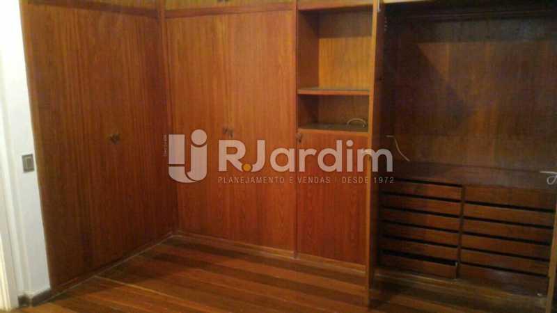Quarto - Apartamento Rua General Venâncio Flores,Leblon, Zona Sul,Rio de Janeiro, RJ Para Alugar, 2 Quartos, 110m² - LAAP21596 - 6
