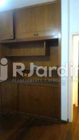 Quarto  - Apartamento Rua General Venâncio Flores,Leblon, Zona Sul,Rio de Janeiro, RJ Para Alugar, 2 Quartos, 110m² - LAAP21596 - 5