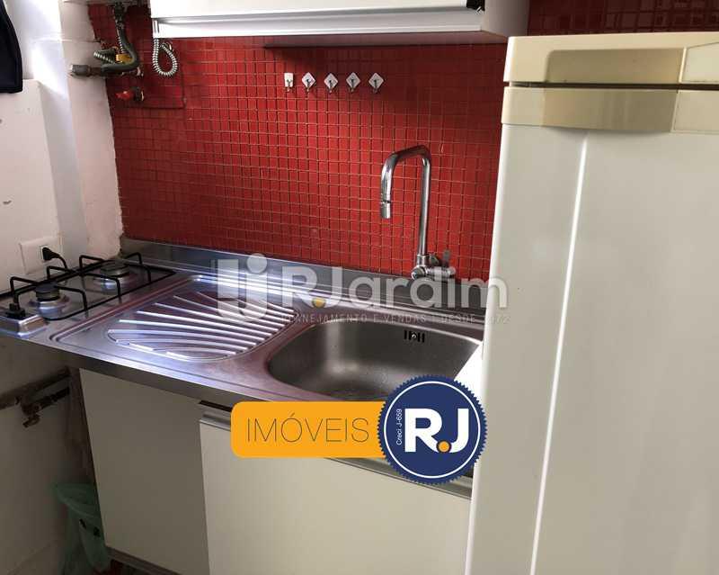 Cozinha - Kitnet/Conjugado À Venda - Leblon - Rio de Janeiro - RJ - LAKI10045 - 14