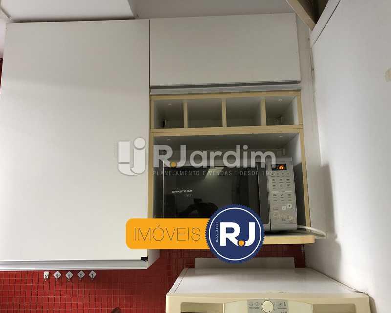 Cozinha - Kitnet/Conjugado À Venda - Leblon - Rio de Janeiro - RJ - LAKI10045 - 12