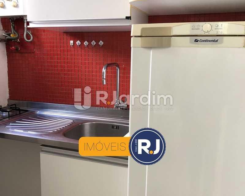 Cozinha - Kitnet/Conjugado À Venda - Leblon - Rio de Janeiro - RJ - LAKI10045 - 13