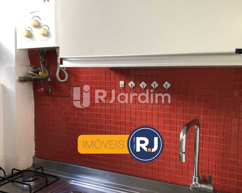 Cozinha - Kitnet/Conjugado À Venda - Leblon - Rio de Janeiro - RJ - LAKI10045 - 11