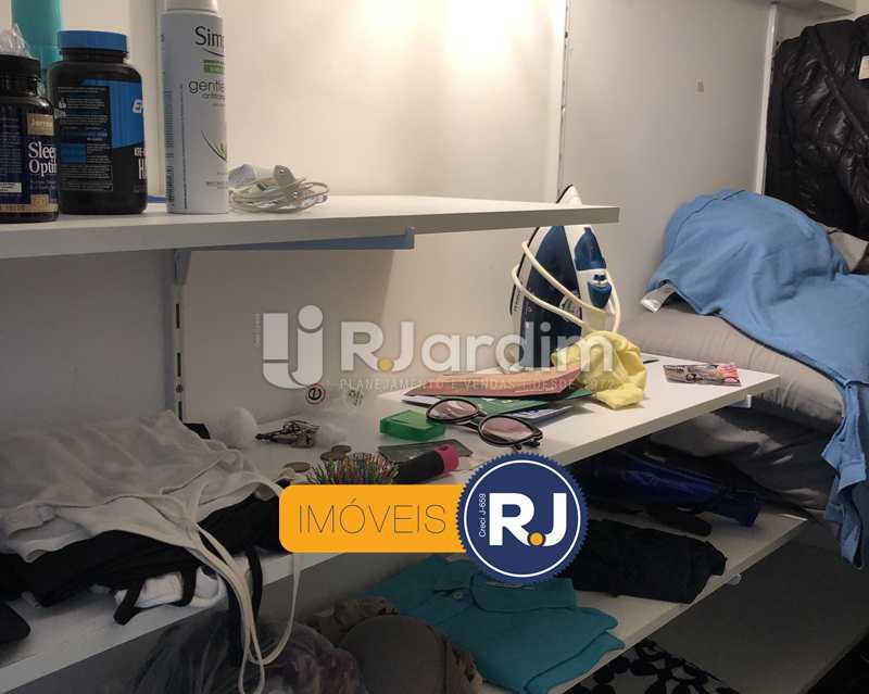 Closet - Kitnet/Conjugado À Venda - Leblon - Rio de Janeiro - RJ - LAKI10045 - 19