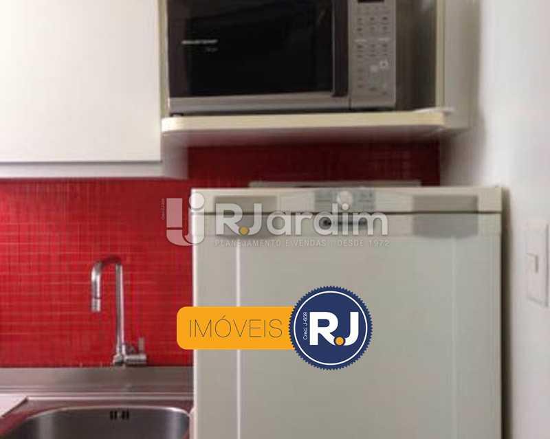 Cozinha - Kitnet/Conjugado À Venda - Leblon - Rio de Janeiro - RJ - LAKI10045 - 15