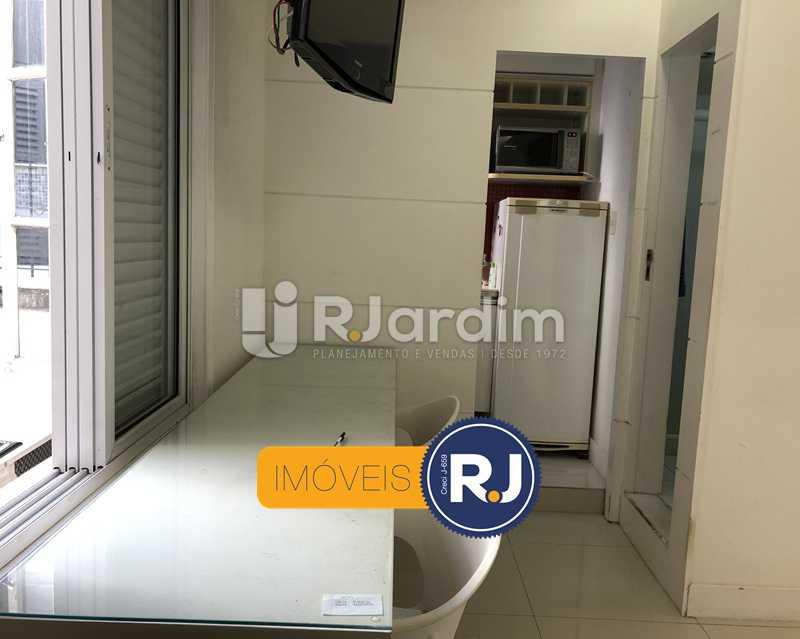 Quarto/sala - Kitnet/Conjugado À Venda - Leblon - Rio de Janeiro - RJ - LAKI10045 - 5