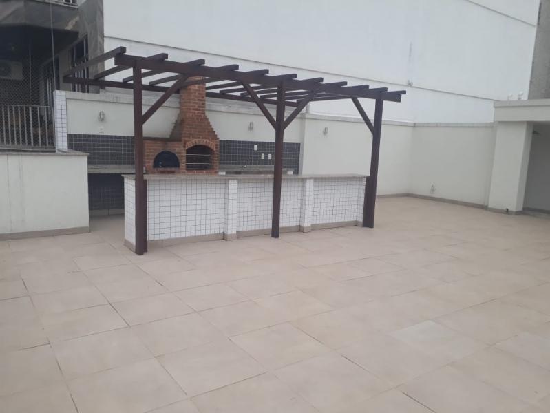 Churrasqueira - Cobertura - Apartamento À Venda - Vila Isabel - Rio de Janeiro - RJ - LAAP21595 - 18