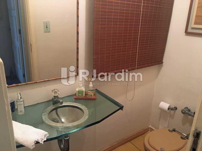 lavabo - Apartamento À Venda - Copacabana - Rio de Janeiro - RJ - LAAP40813 - 13