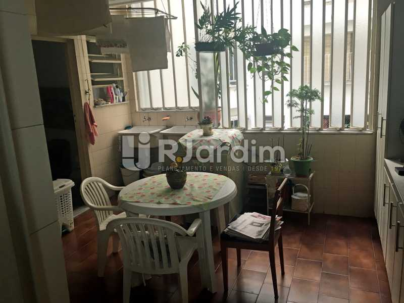 área de serviço - Apartamento À Venda - Copacabana - Rio de Janeiro - RJ - LAAP40813 - 21