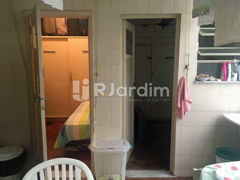 dependências - Apartamento À Venda - Copacabana - Rio de Janeiro - RJ - LAAP40813 - 23