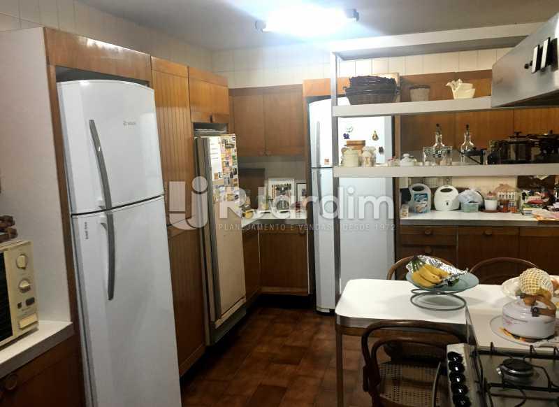cozinha - Apartamento À Venda - Copacabana - Rio de Janeiro - RJ - LAAP40813 - 19