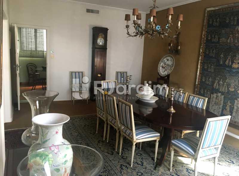 sala de jantar - Apartamento À Venda - Copacabana - Rio de Janeiro - RJ - LAAP40813 - 8