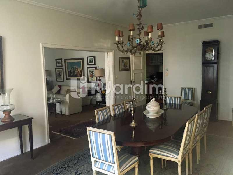 sala de jantar - Apartamento À Venda - Copacabana - Rio de Janeiro - RJ - LAAP40813 - 7