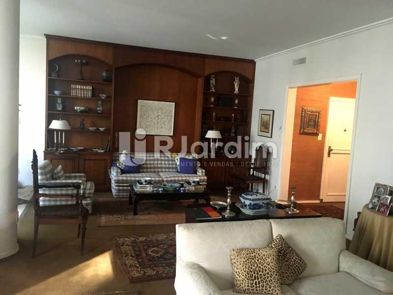 salão - Apartamento À Venda - Copacabana - Rio de Janeiro - RJ - LAAP40813 - 6