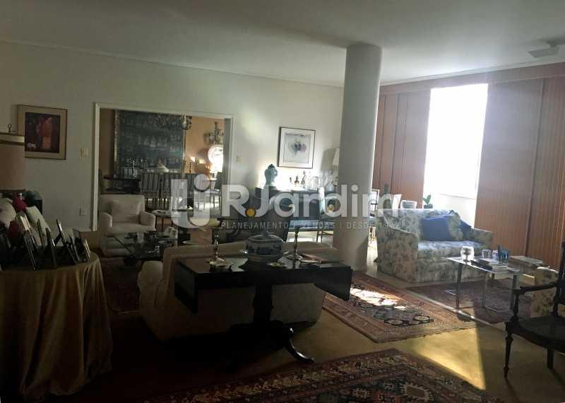 salão - Apartamento À Venda - Copacabana - Rio de Janeiro - RJ - LAAP40813 - 4
