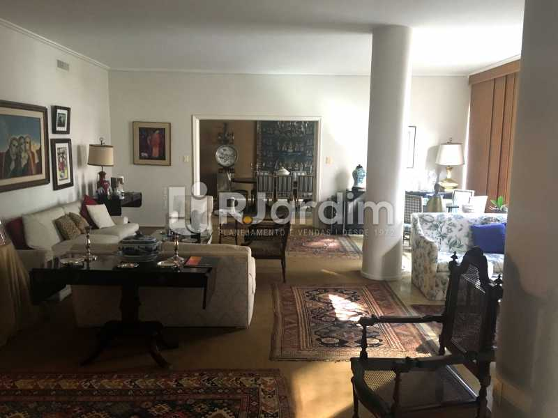 salão - Apartamento À Venda - Copacabana - Rio de Janeiro - RJ - LAAP40813 - 3