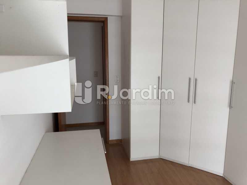 Quarto - Apartamento Rua Visconde de Silva,Botafogo, Zona Sul,Rio de Janeiro, RJ À Venda, 3 Quartos, 102m² - LAAP32223 - 20