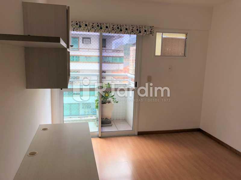 Quarto - Apartamento Rua Visconde de Silva,Botafogo, Zona Sul,Rio de Janeiro, RJ À Venda, 3 Quartos, 102m² - LAAP32223 - 21
