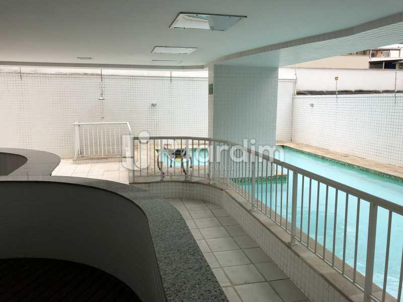 Piscina - Apartamento Rua Visconde de Silva,Botafogo, Zona Sul,Rio de Janeiro, RJ À Venda, 3 Quartos, 102m² - LAAP32223 - 30