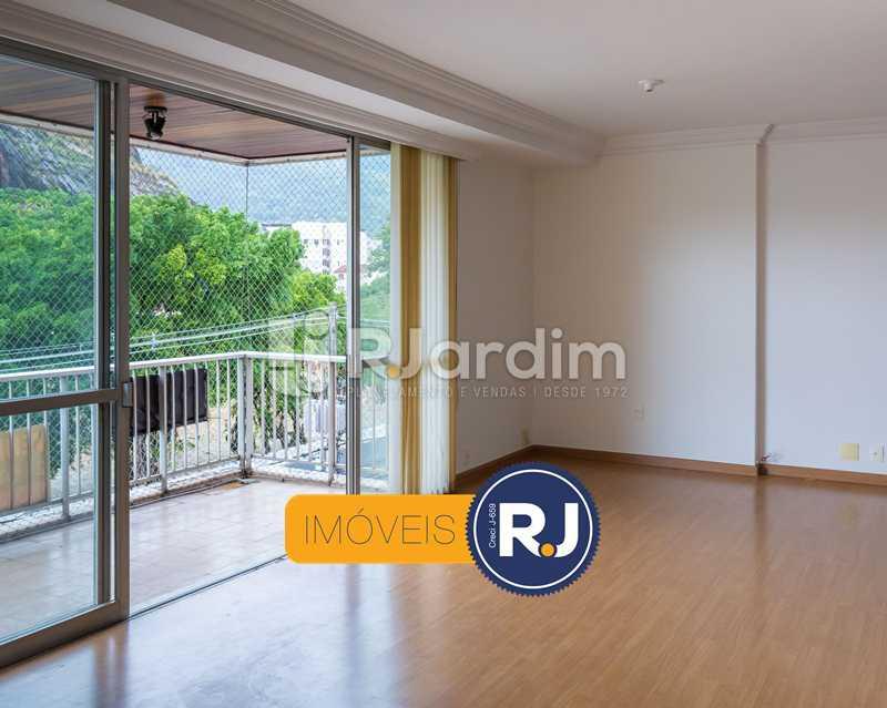 salão - Apartamento à venda Rua Barão de Mesquita,Tijuca, Zona Norte - Grande Tijuca,Rio de Janeiro - R$ 620.000 - LAAP32224 - 6