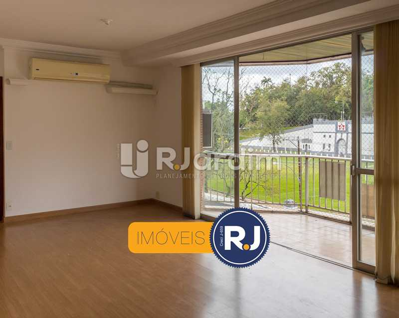 salão - Apartamento à venda Rua Barão de Mesquita,Tijuca, Zona Norte - Grande Tijuca,Rio de Janeiro - R$ 620.000 - LAAP32224 - 8