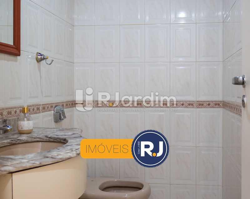 lavabo - Apartamento à venda Rua Barão de Mesquita,Tijuca, Zona Norte - Grande Tijuca,Rio de Janeiro - R$ 620.000 - LAAP32224 - 13