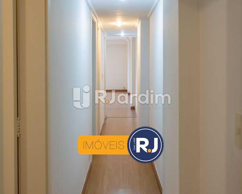 circulação - Apartamento à venda Rua Barão de Mesquita,Tijuca, Zona Norte - Grande Tijuca,Rio de Janeiro - R$ 620.000 - LAAP32224 - 14
