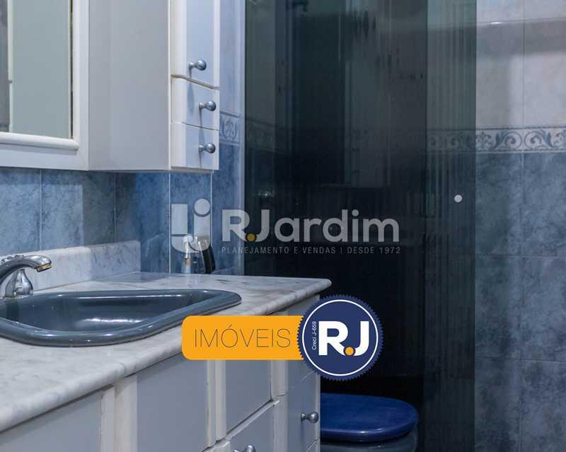 banheiro - Apartamento à venda Rua Barão de Mesquita,Tijuca, Zona Norte - Grande Tijuca,Rio de Janeiro - R$ 620.000 - LAAP32224 - 17