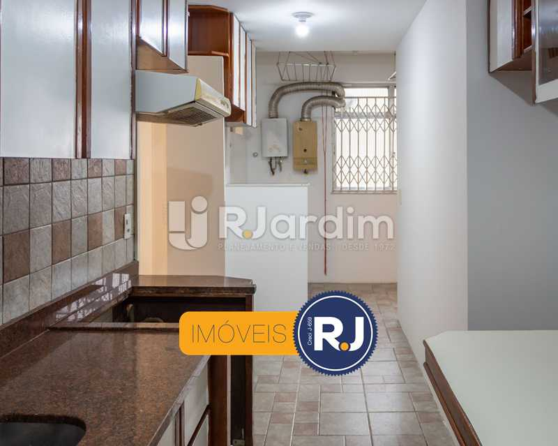 cozinha - Apartamento à venda Rua Barão de Mesquita,Tijuca, Zona Norte - Grande Tijuca,Rio de Janeiro - R$ 620.000 - LAAP32224 - 25