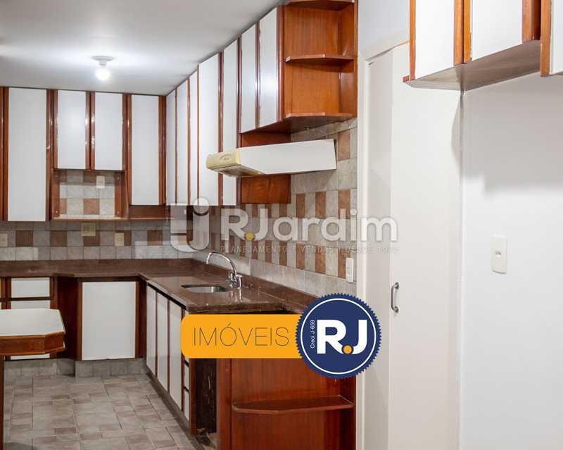 cozinha - Apartamento à venda Rua Barão de Mesquita,Tijuca, Zona Norte - Grande Tijuca,Rio de Janeiro - R$ 620.000 - LAAP32224 - 26