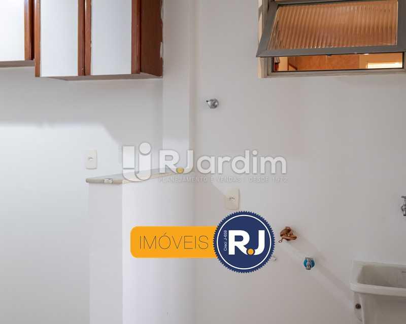 área - Apartamento à venda Rua Barão de Mesquita,Tijuca, Zona Norte - Grande Tijuca,Rio de Janeiro - R$ 620.000 - LAAP32224 - 28