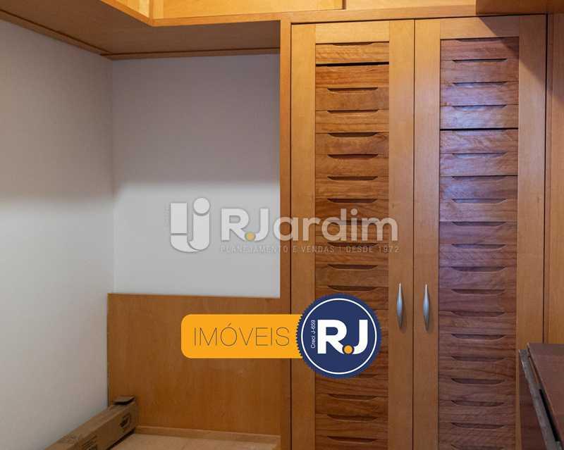 quarto serviço - Apartamento à venda Rua Barão de Mesquita,Tijuca, Zona Norte - Grande Tijuca,Rio de Janeiro - R$ 620.000 - LAAP32224 - 29