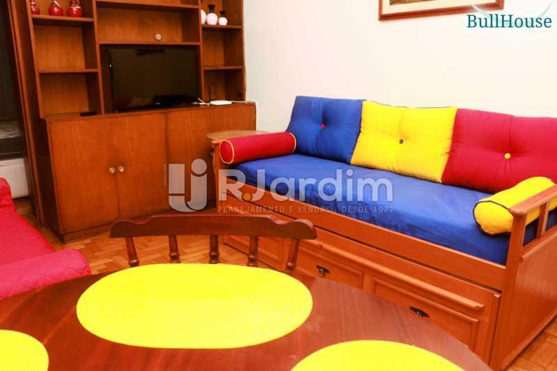 SALA 3 - Kitnet/Conjugado Avenida Nossa Senhora de Copacabana,Copacabana, Zona Sul,Rio de Janeiro, RJ Para Alugar, 1 Quarto, 38m² - LAKI10046 - 4