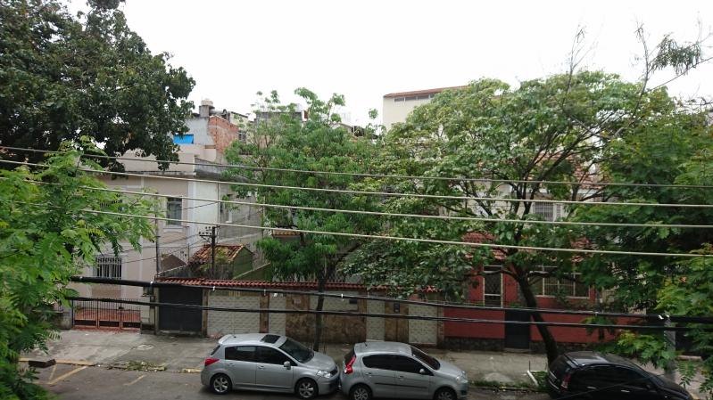 Vista - Apartamento À Venda - Vila Isabel - Rio de Janeiro - RJ - LAAP21605 - 3