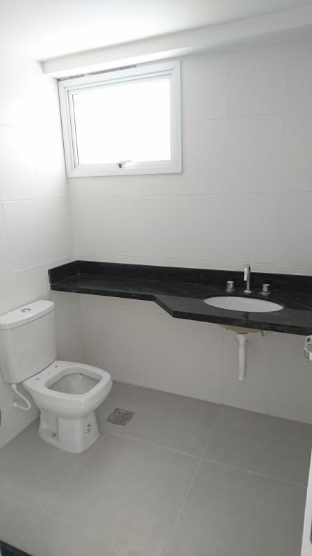Banheiro Social - Apartamento Vila Isabel, Zona Norte - Grande Tijuca,Rio de Janeiro, RJ À Venda, 2 Quartos, 69m² - LAAP21605 - 4