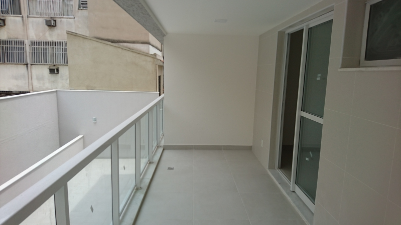 Varanda - Apartamento Vila Isabel, Zona Norte - Grande Tijuca,Rio de Janeiro, RJ À Venda, 2 Quartos, 69m² - LAAP21605 - 1
